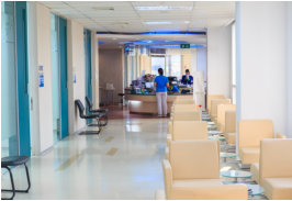 ABS has experienced healthcare cleaning professionals to ensure proper disinfection protocols are followed